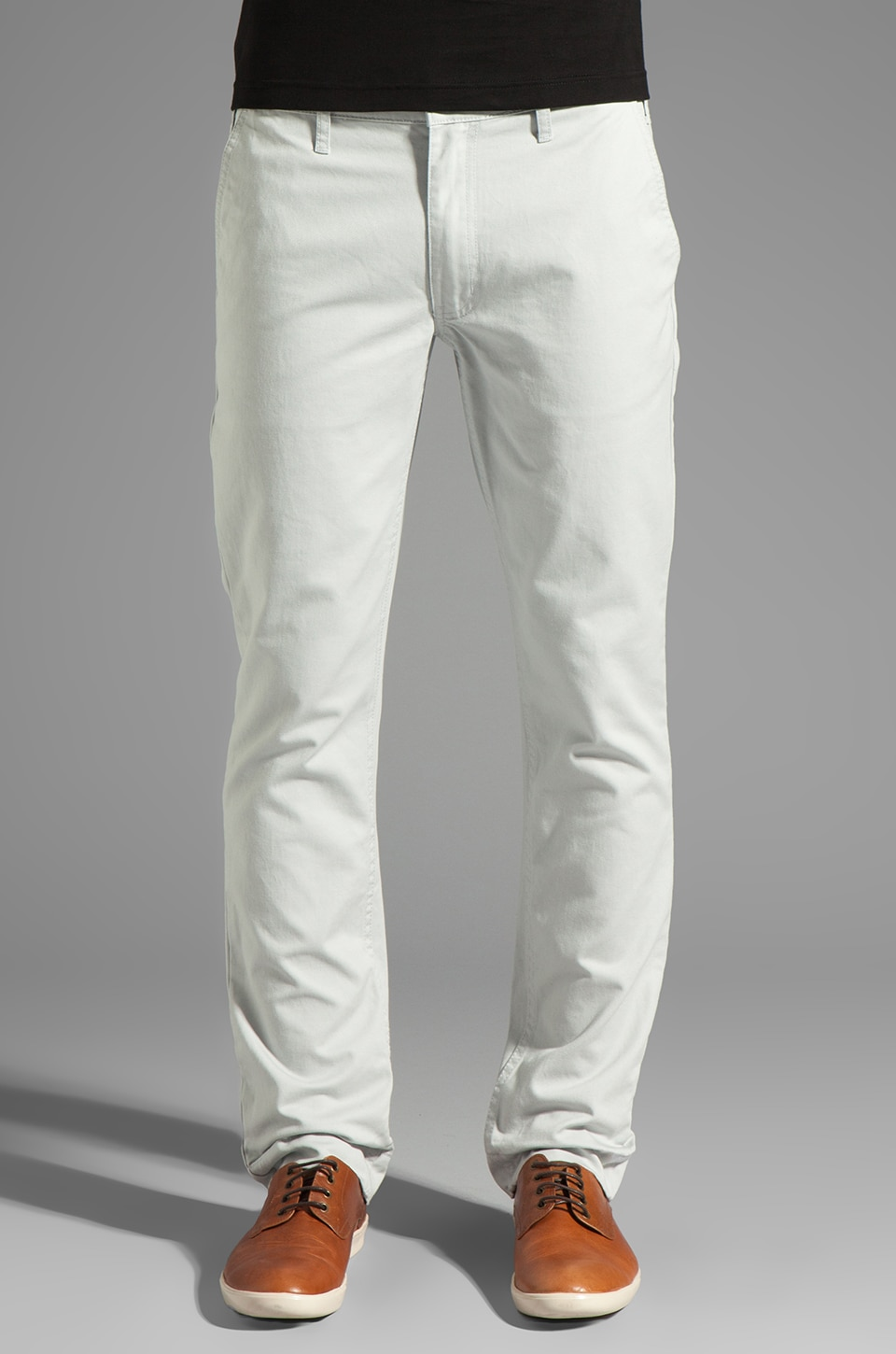 Cheap Monday Slim Chino in Light Grey