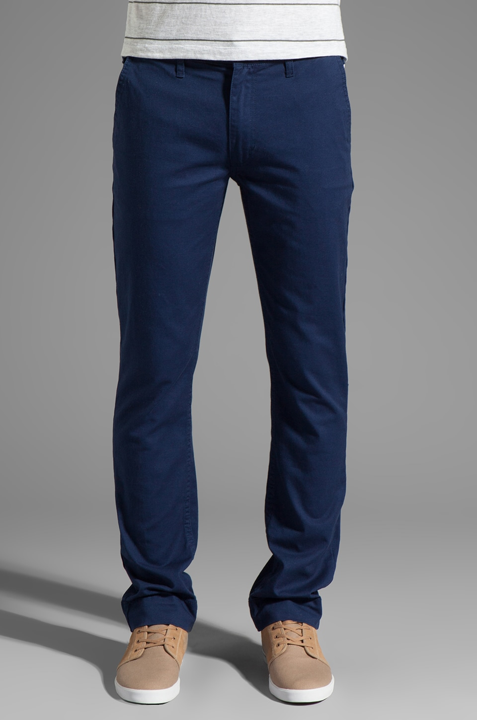 Cheap Monday Slim Chino in Navy