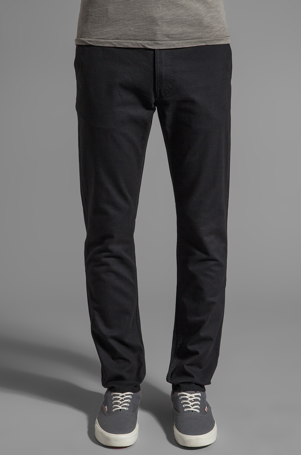 Cheap Monday Slim Chino in Black