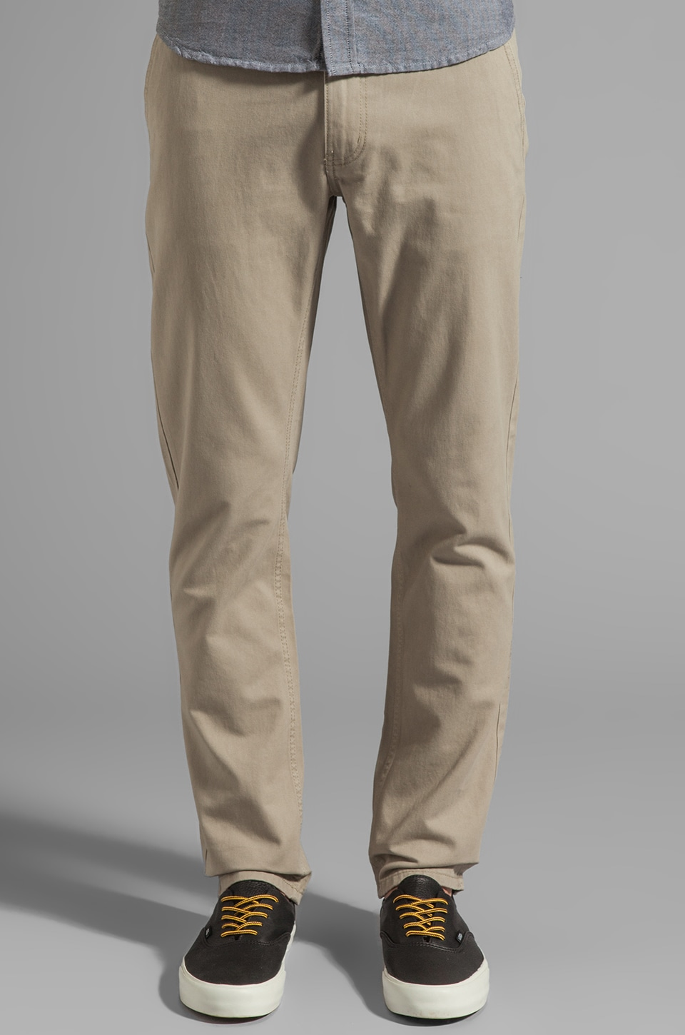 Cheap Monday Slim Chino in Sand