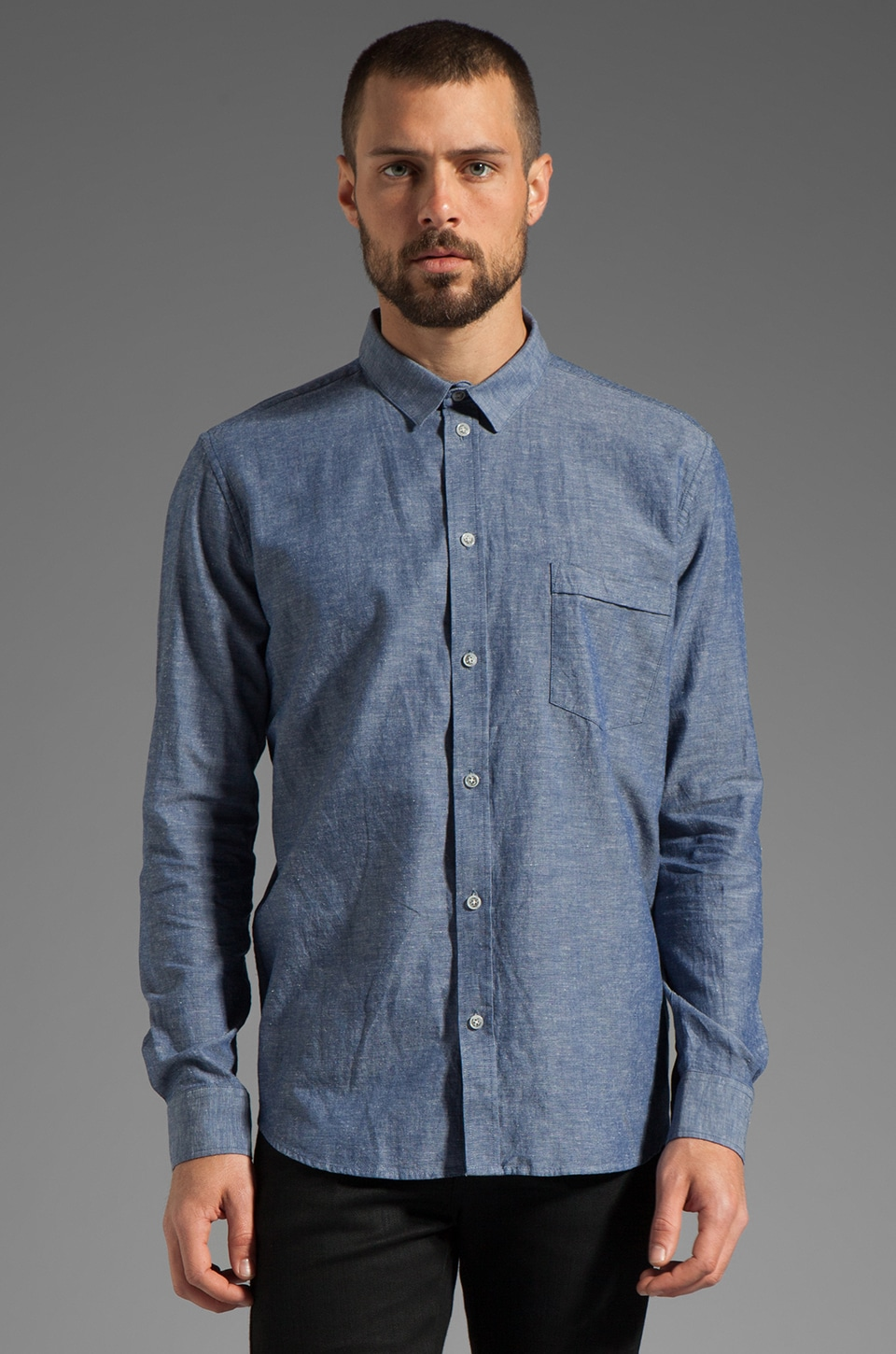 Cheap Monday Neo Shirt in Blue