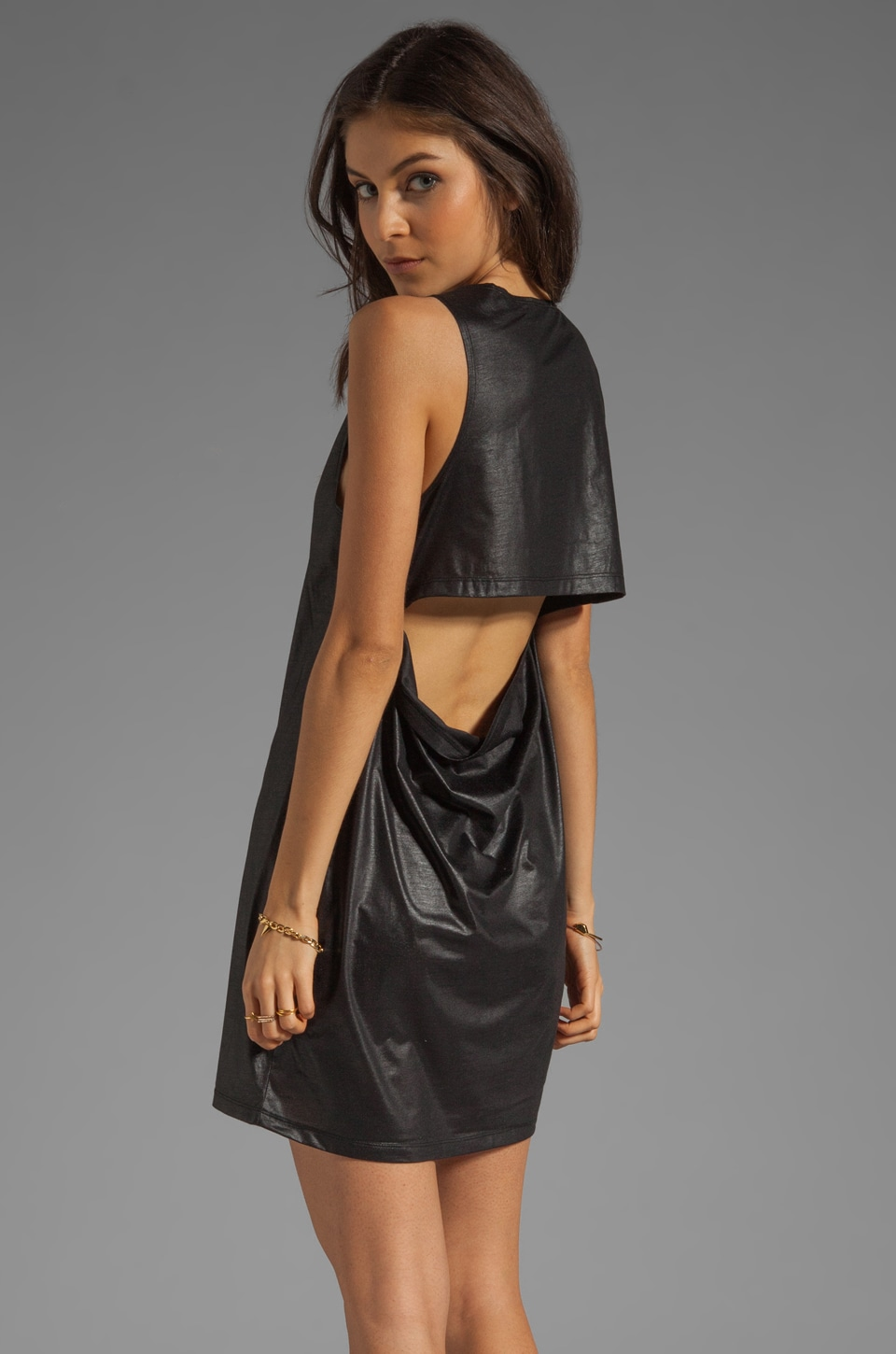 Cheap Monday Bailey Dress in Black