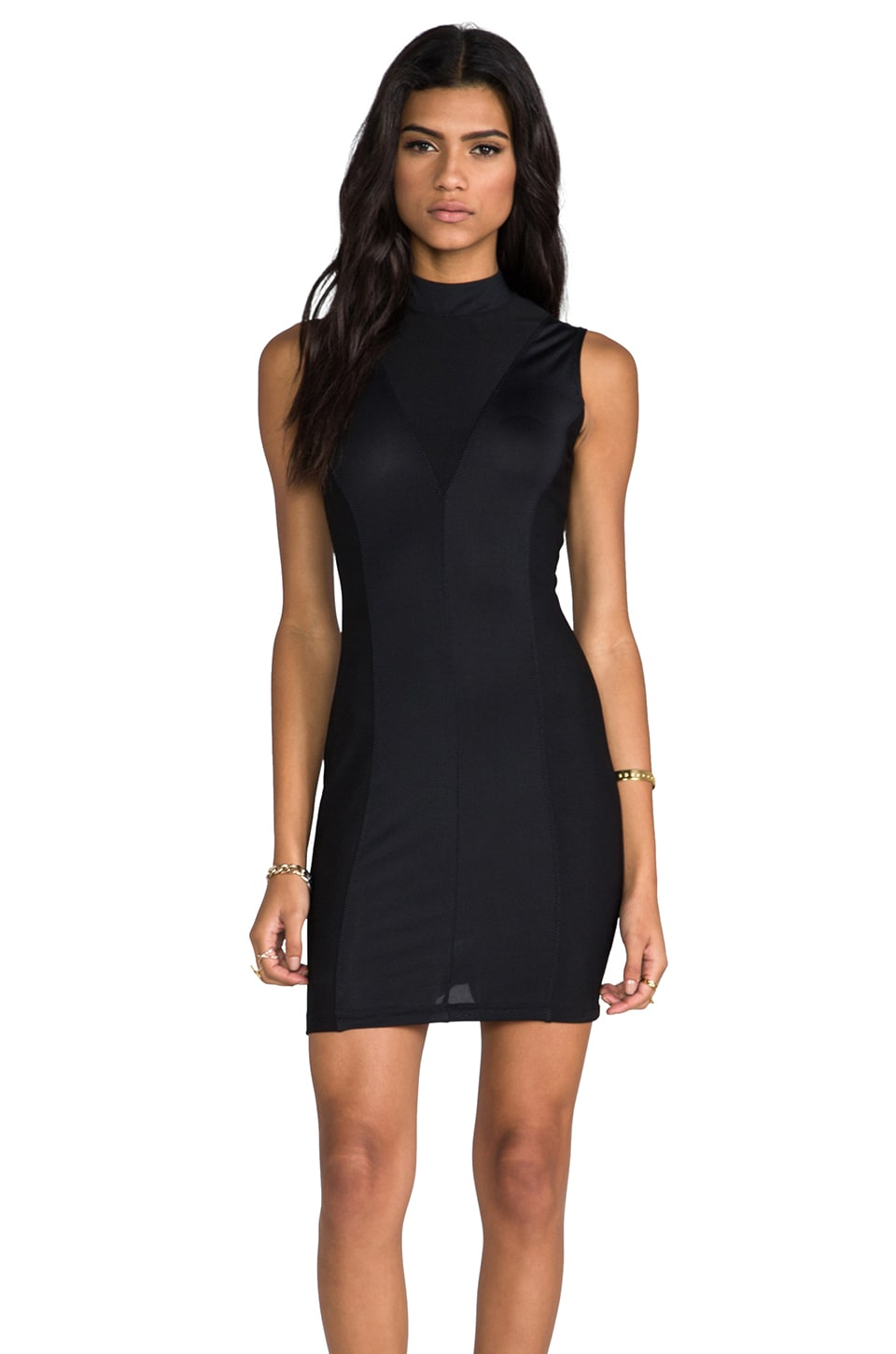 Cheap Monday Ziggy Dress in Black