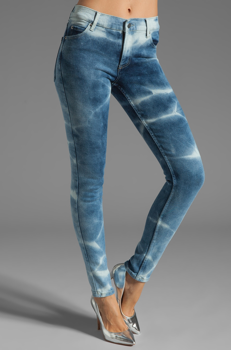 Cheap Monday Tight in Bonjour Flame