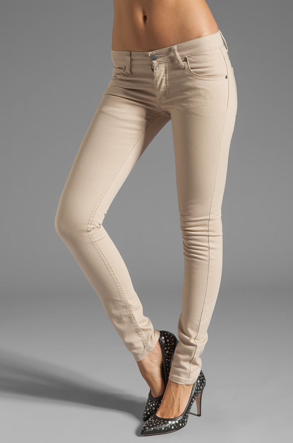 Cheap Monday Narrow in Beige