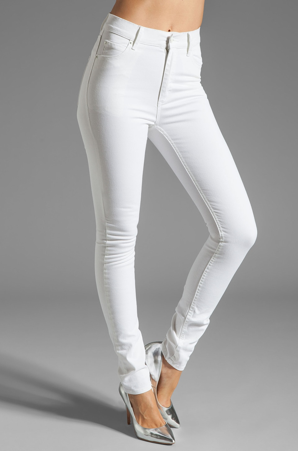 Cheap Monday Second Skin in Spring White