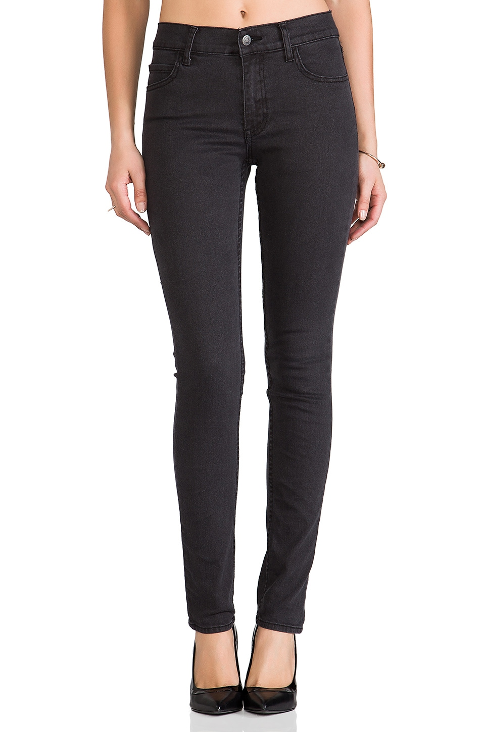 Cheap Monday Tight en Grey Star