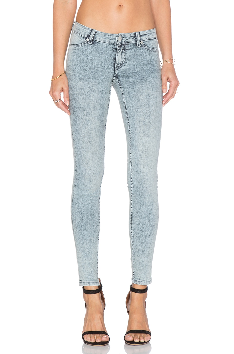 Cheap Monday Low Spray in Super Light Blue