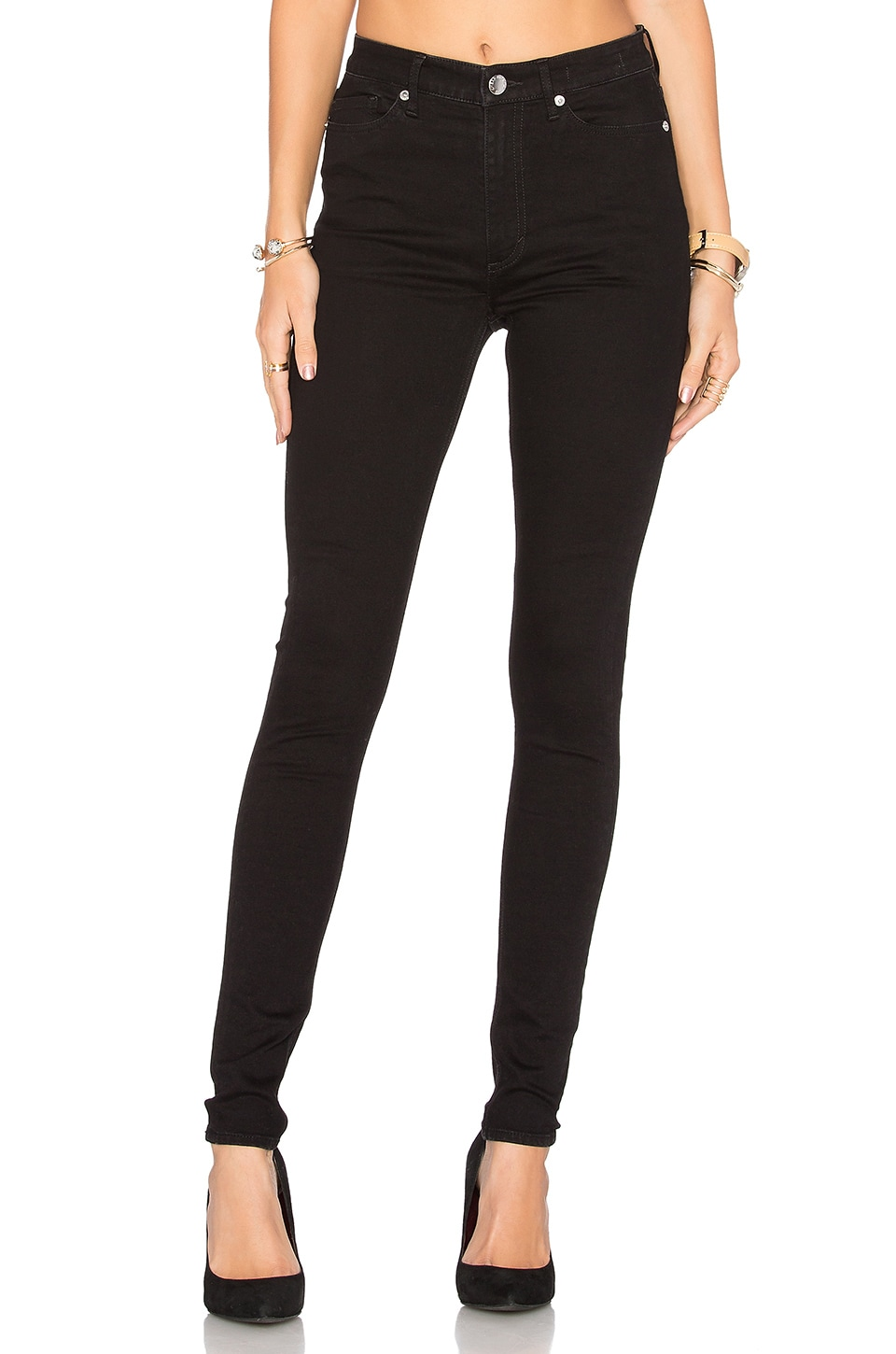 High Snap Skinny Jean by Cheap Monday