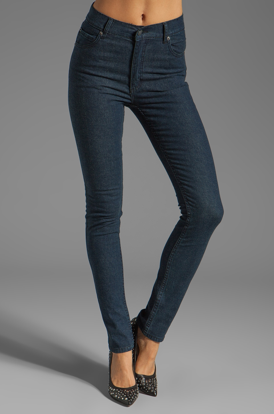 Cheap Monday Second Skin in Very Stretch Onewash