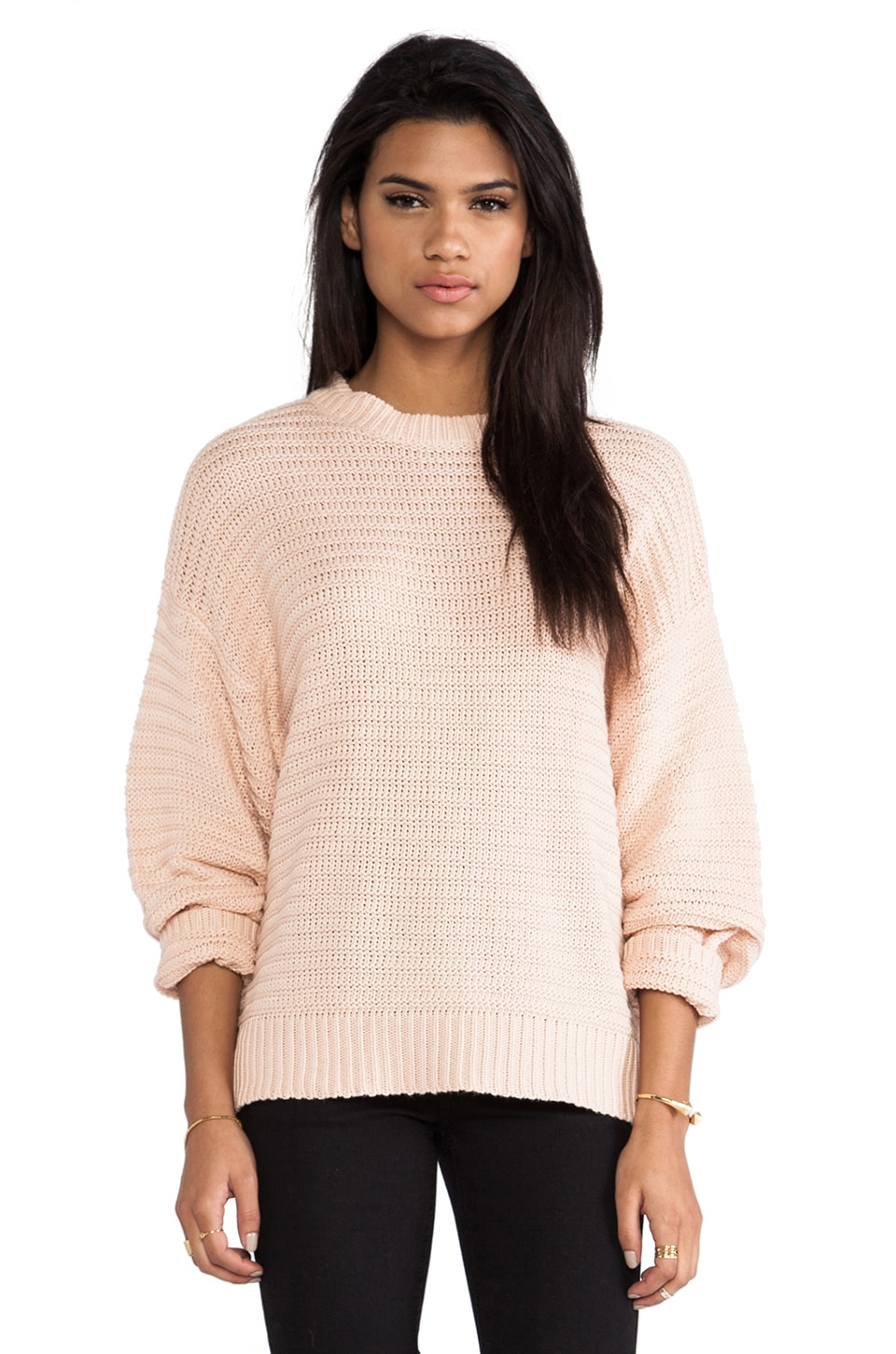 Cheap Monday Blow Knit in Pink