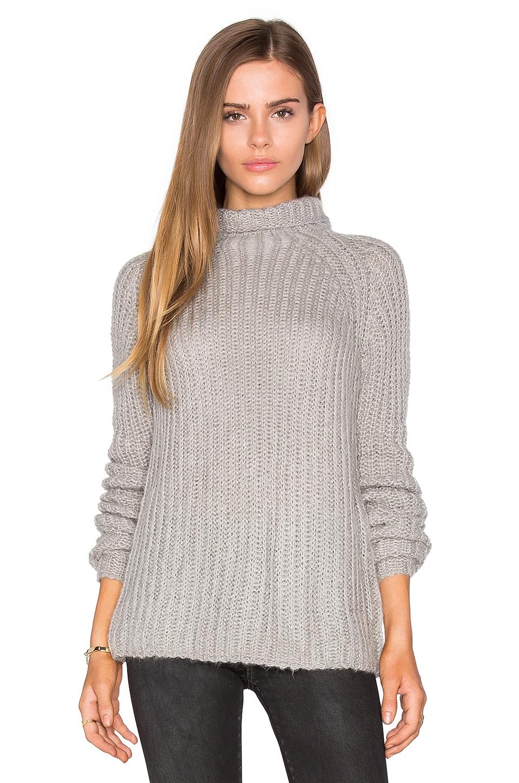 Cheap Monday Haze Sweater in Grey Melange
