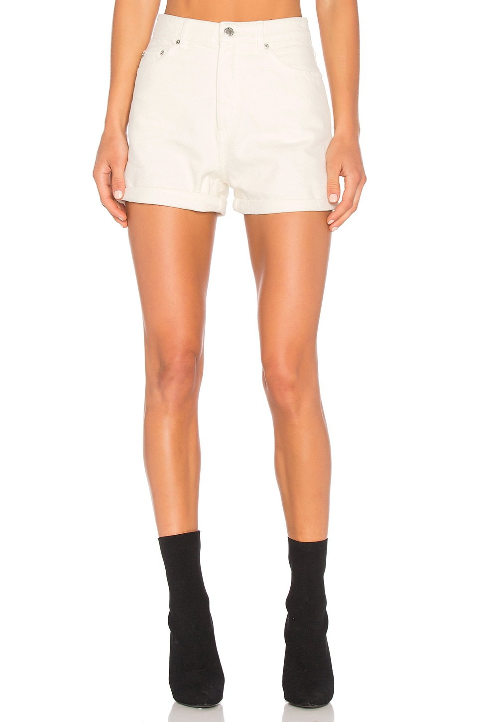 Cheap Monday SHORT EN JEAN DONNA