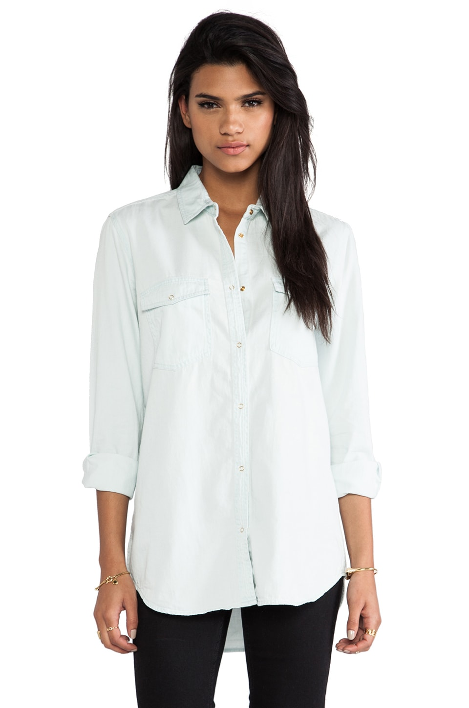 Cheap Monday Mono Shirt in Denim