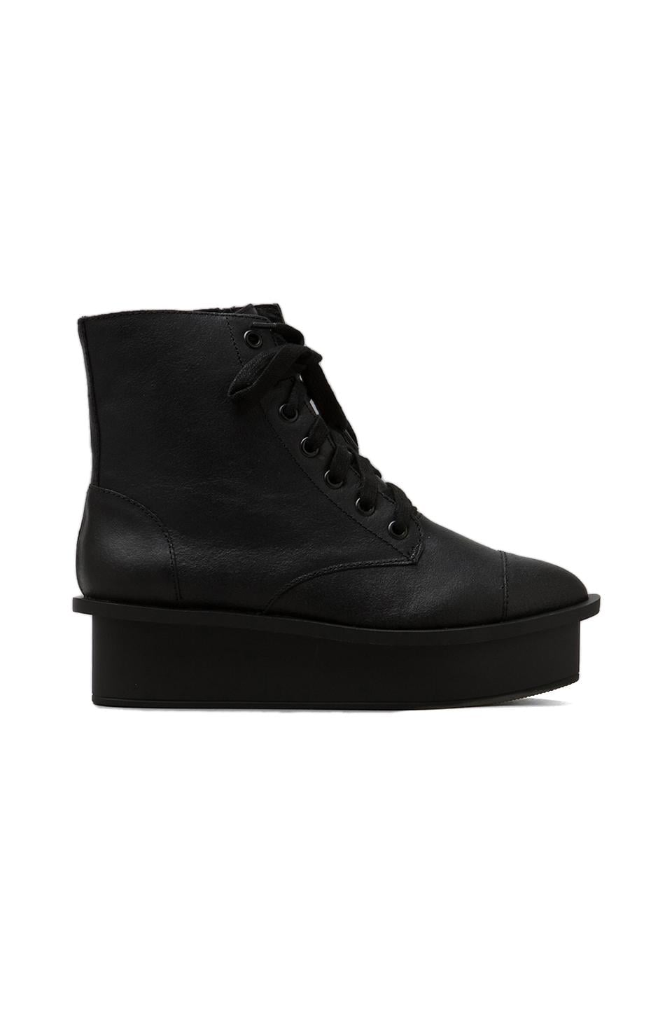 Cheap Monday Form Boot in Black