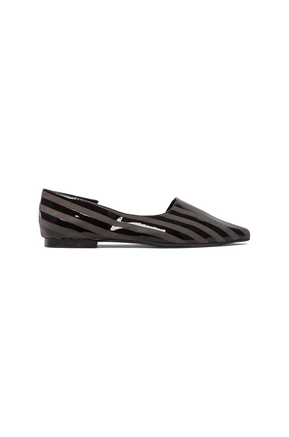 Cheap Monday Point Cut Flat in Black