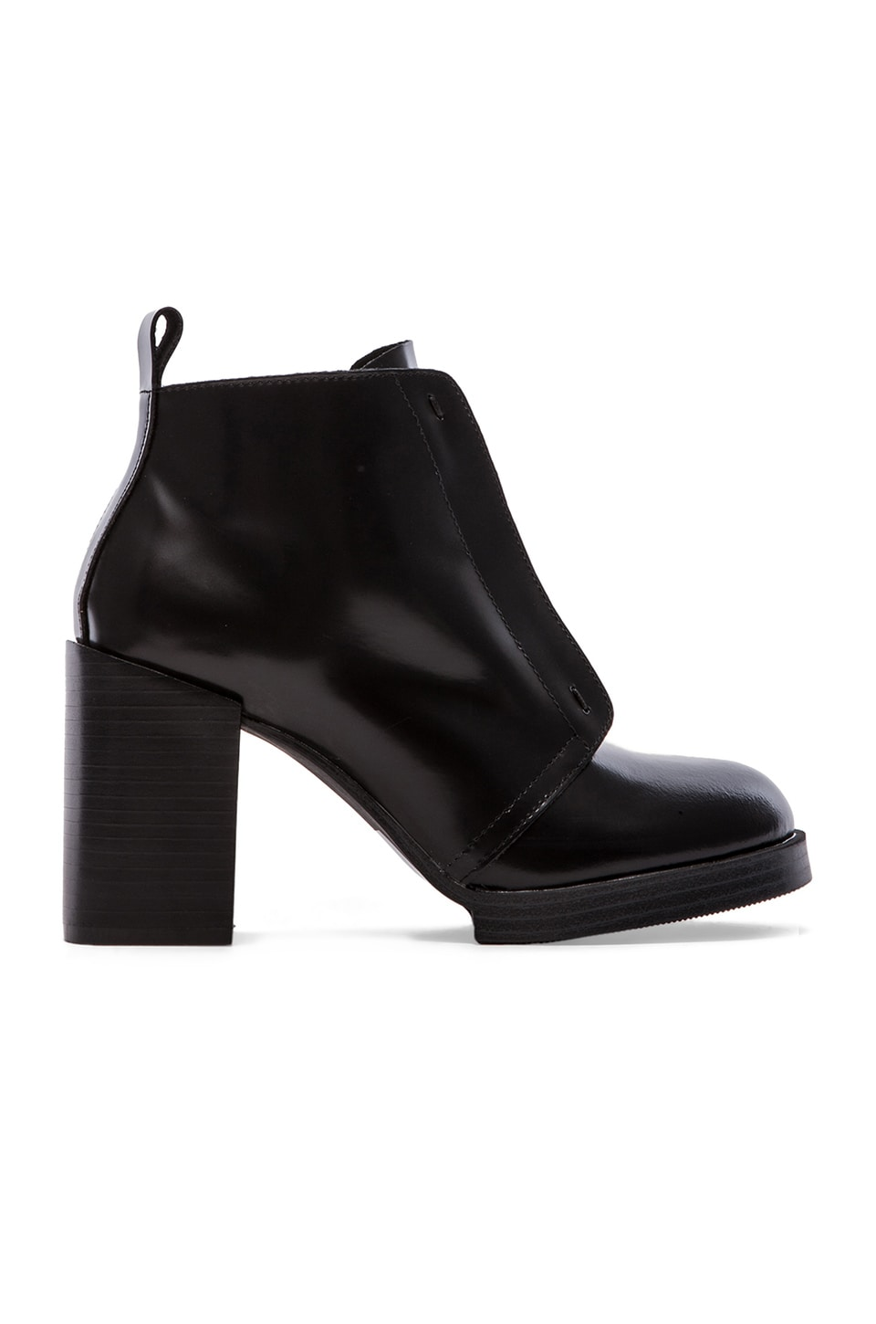 Cheap Monday Layer Boot Hide in Black