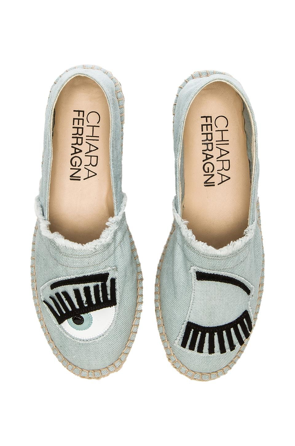 Chiara Ferragni Wink Espadrille in Faded