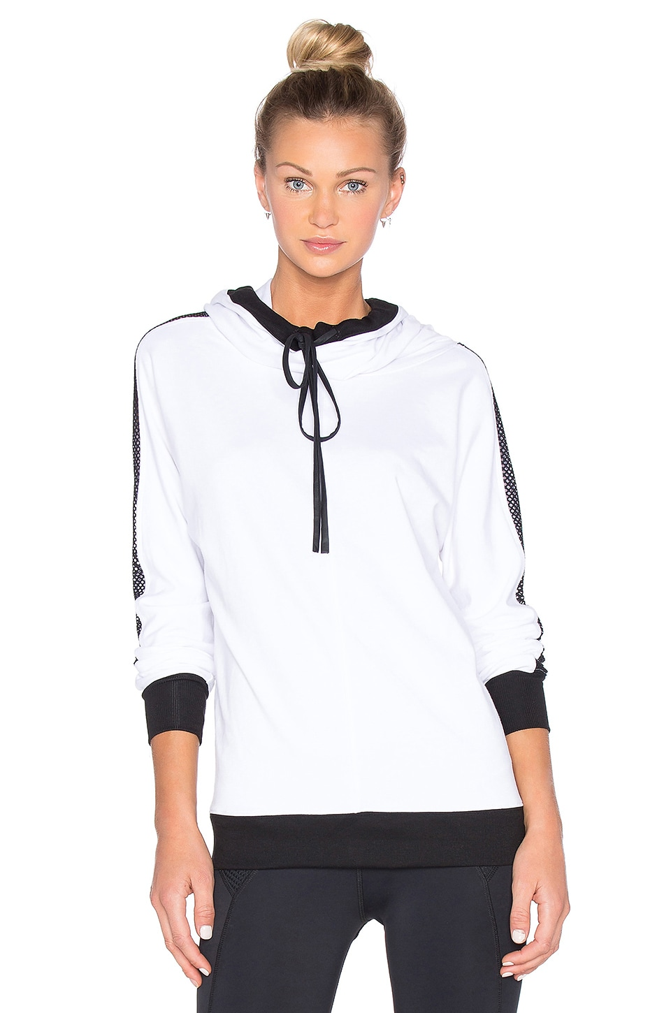 Audrey Hooded Sweatshirt by CHICHI