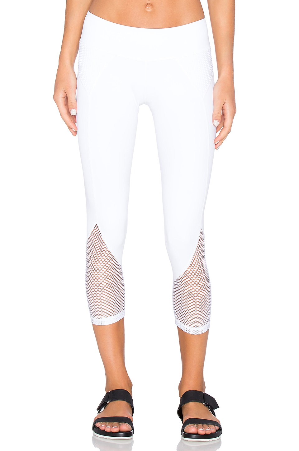 Demi Mesh Panel Capri by CHICHI