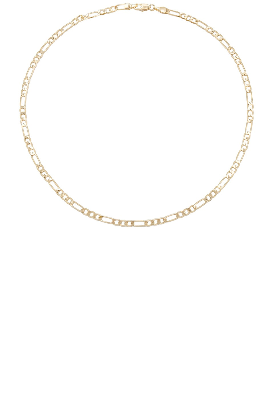 Child of Wild Maria Figaro Chain Necklace in Gold