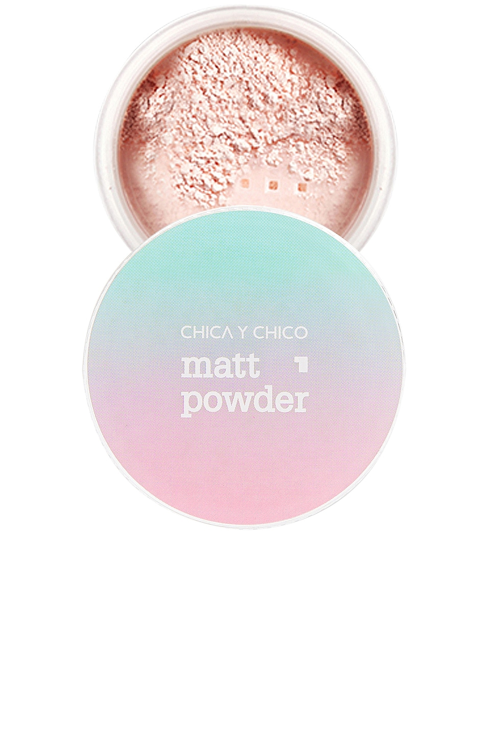 Chica Y Chico Matt Powder in Pink