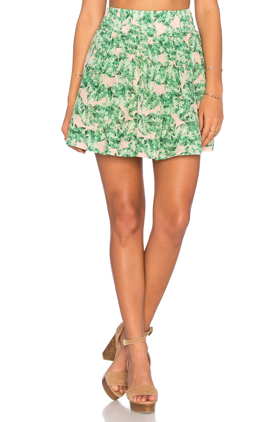 Country Club Babe Mini Skirt at REVOLVE