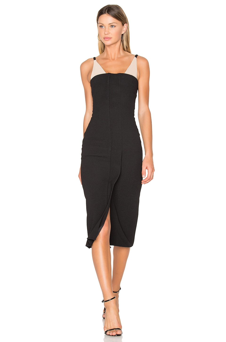 Photo of Ribbed Inner Contour Dress by Christopher Esber on sale