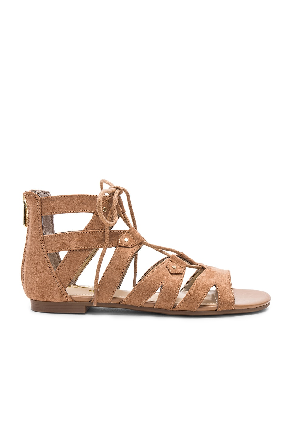 Circus by Sam Edelman Hagan Sandal in Golden Caramel