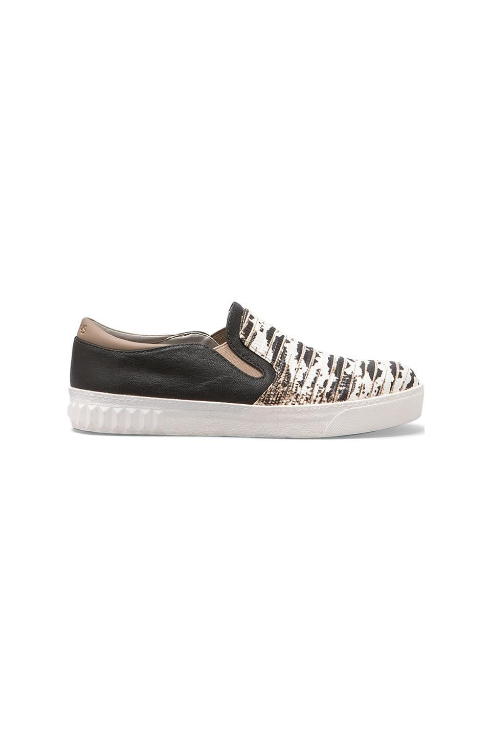 Circus by Sam Edelman Cruz Slip-On in Black/White