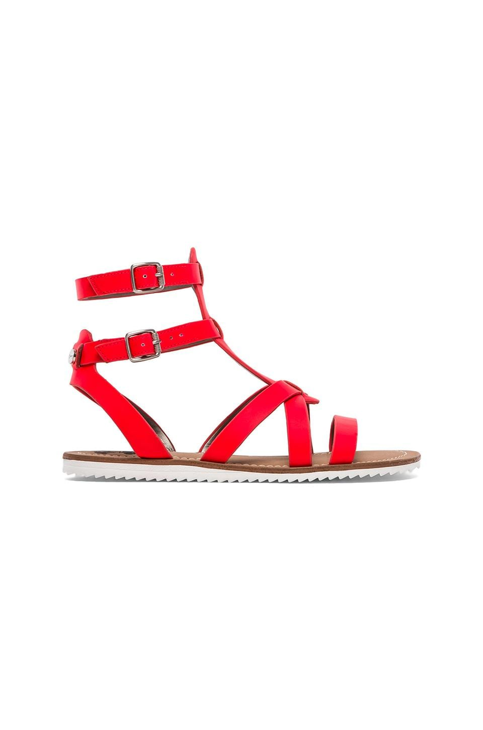 Circus by Sam Edelman Selma Sandal in Electric Orange