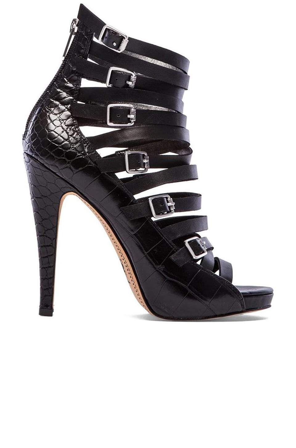 Circus by Sam Edelman Lennox Heel in Black