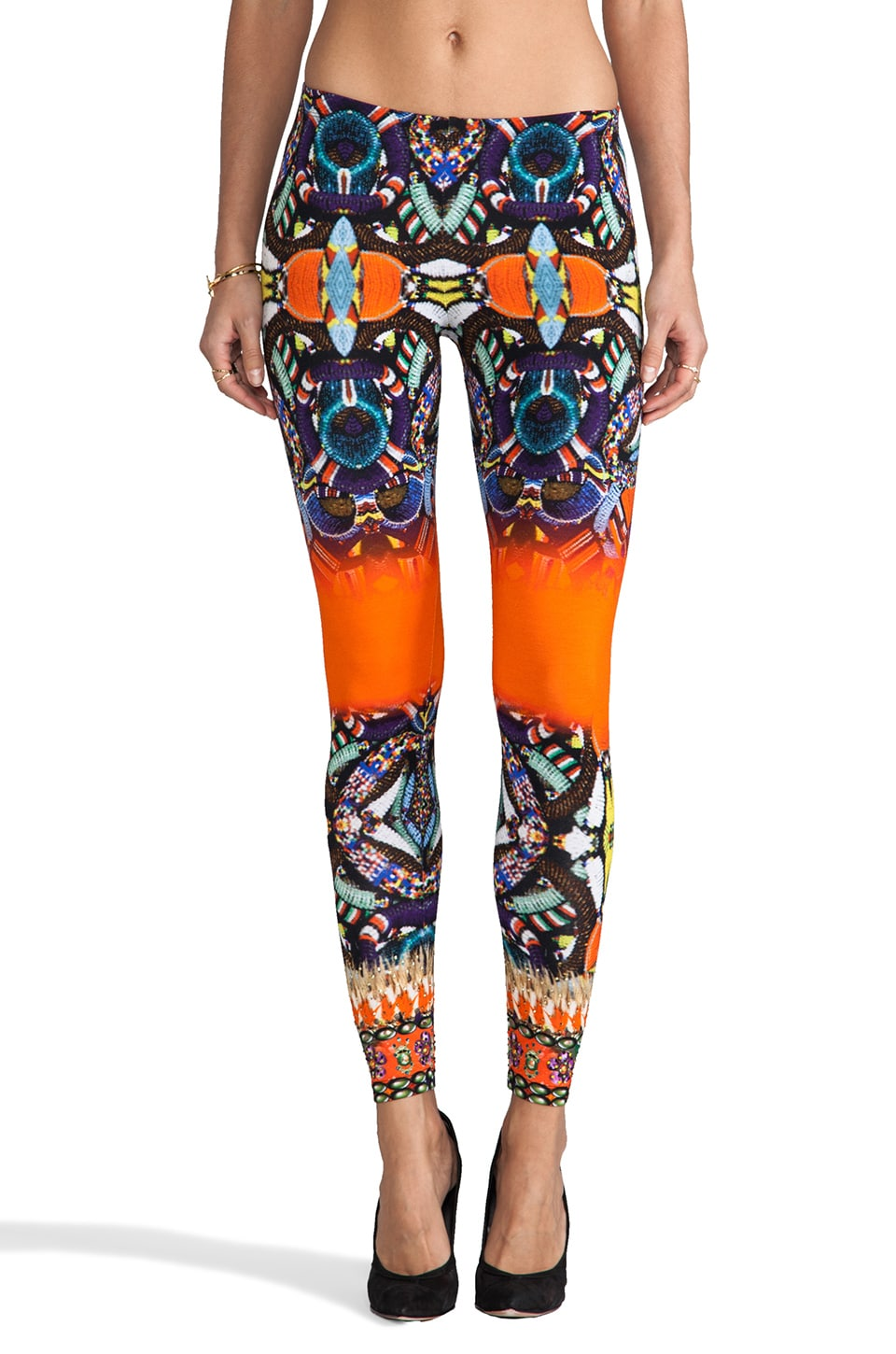 Camilla African Queen Legging in Entaki