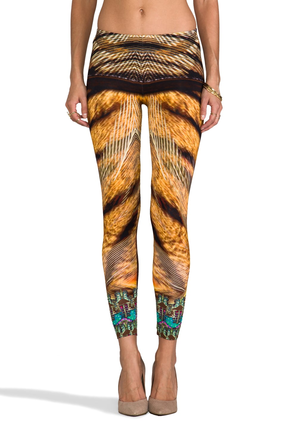 Camilla Animism Legging in Tigri