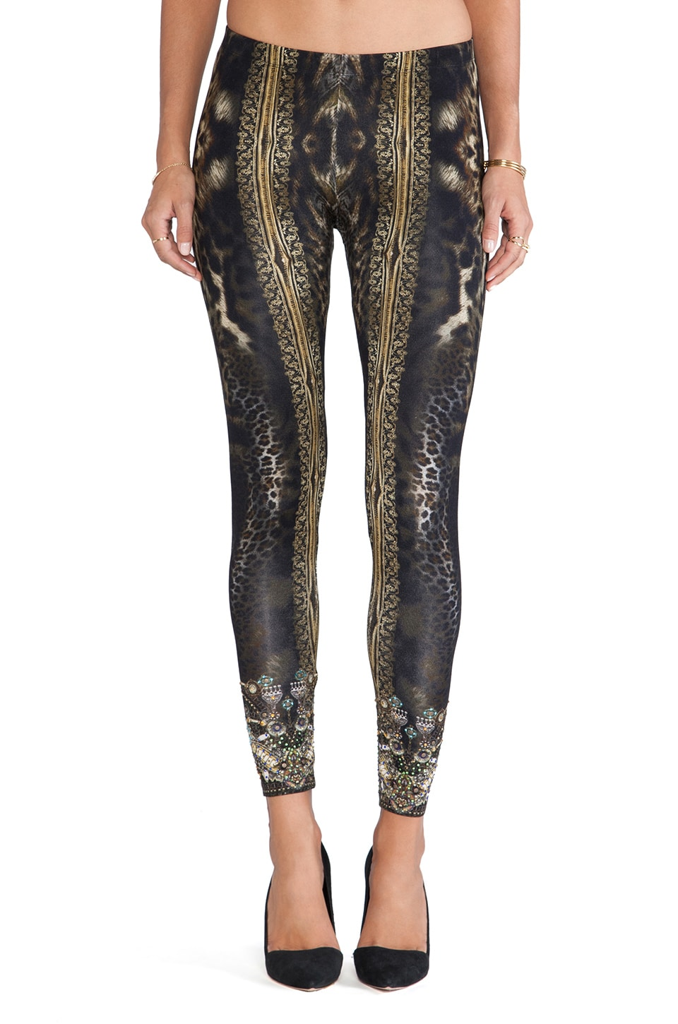 Camilla Leggings in Kept Secrets
