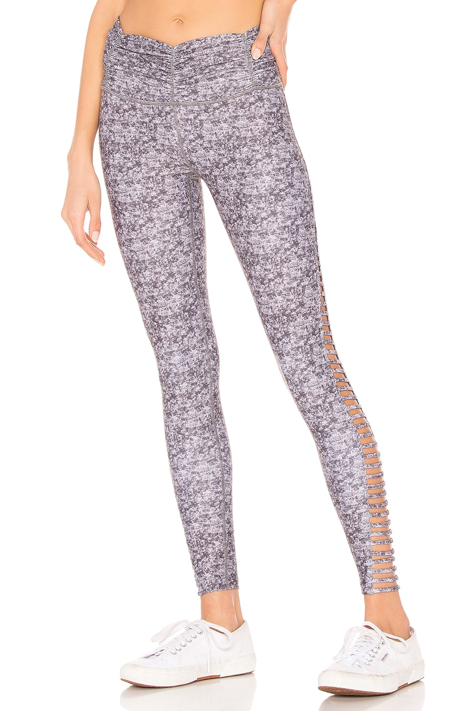 Chill by Will Jo Legging in Acid Wash