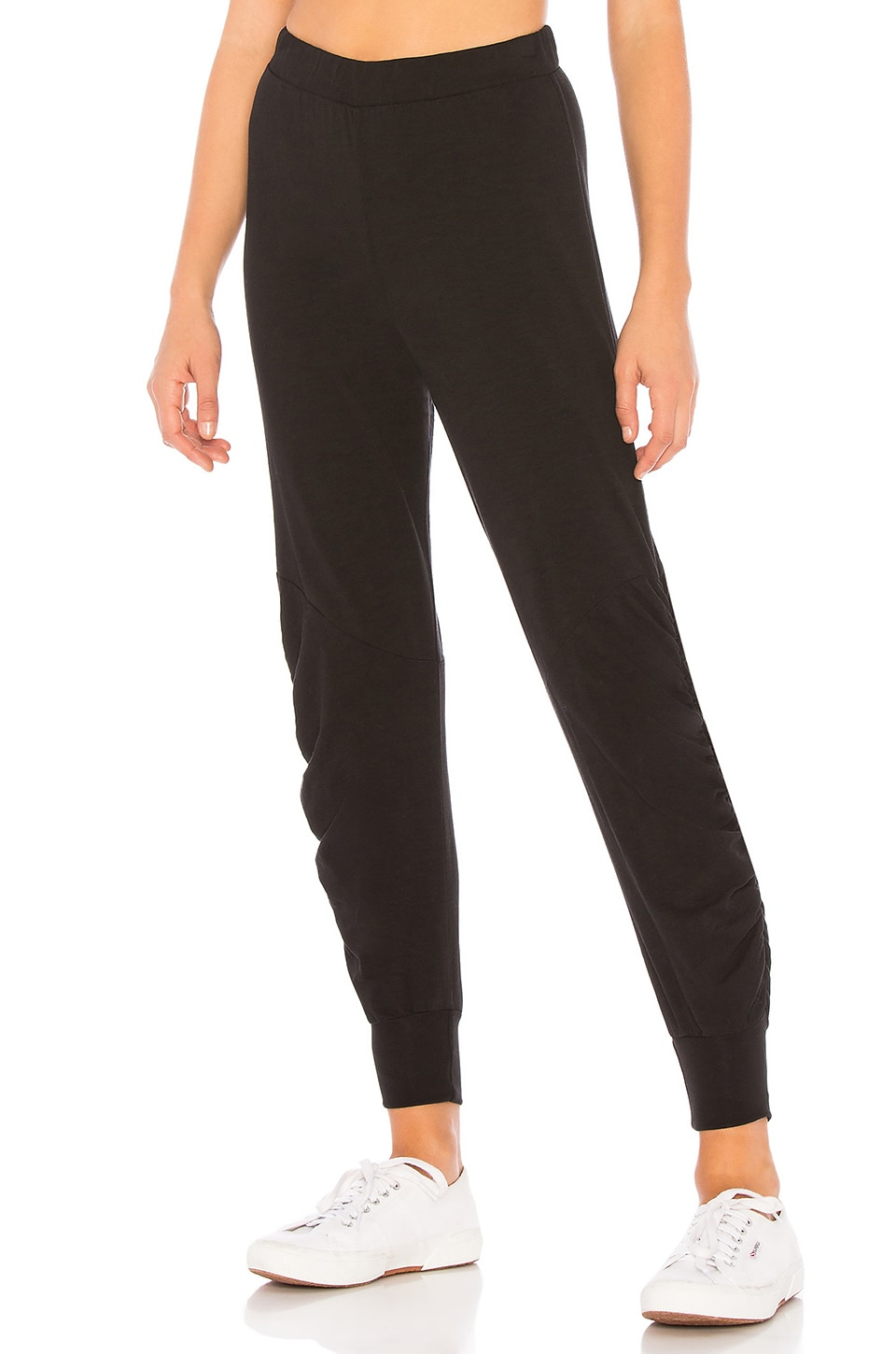 CHILL BY WILL Sienna Joggers in Black