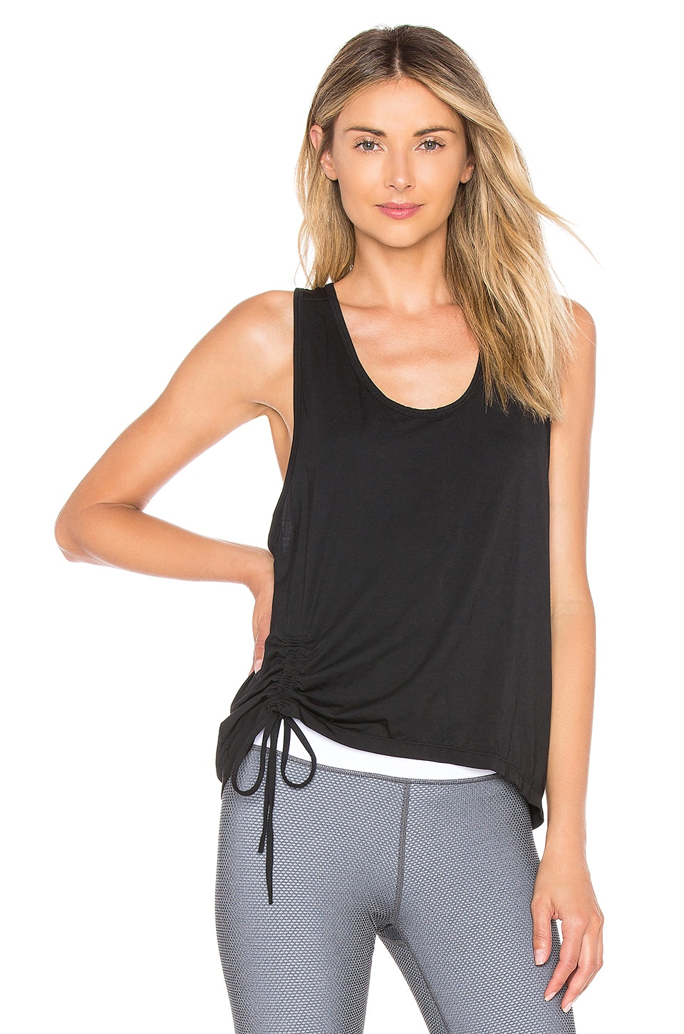 CHILL BY WILL Ava Tank in Black