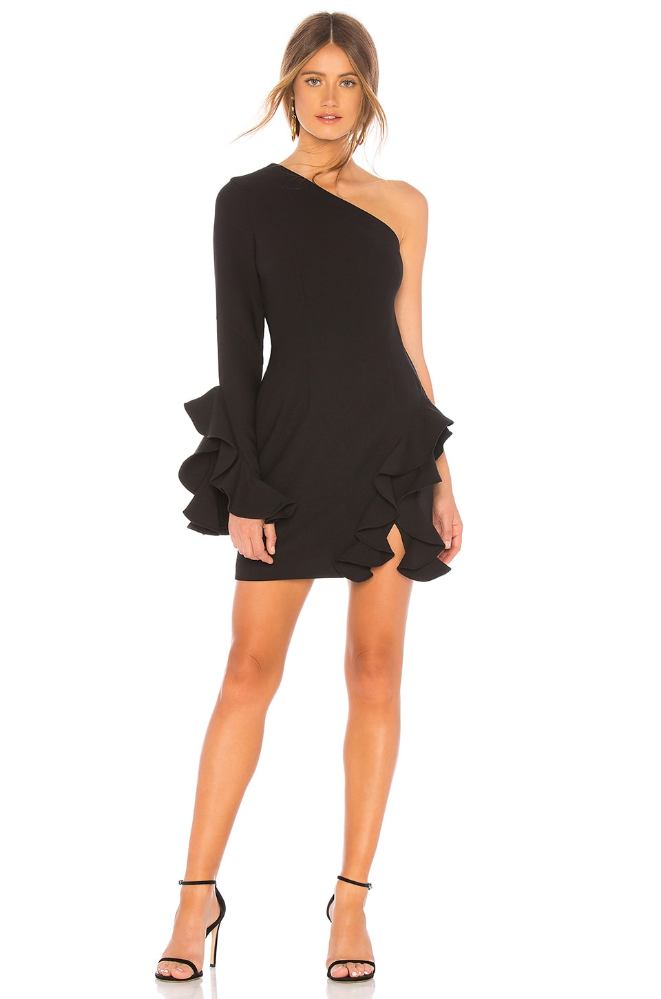 Cinq a Sept Pia Dress in Black