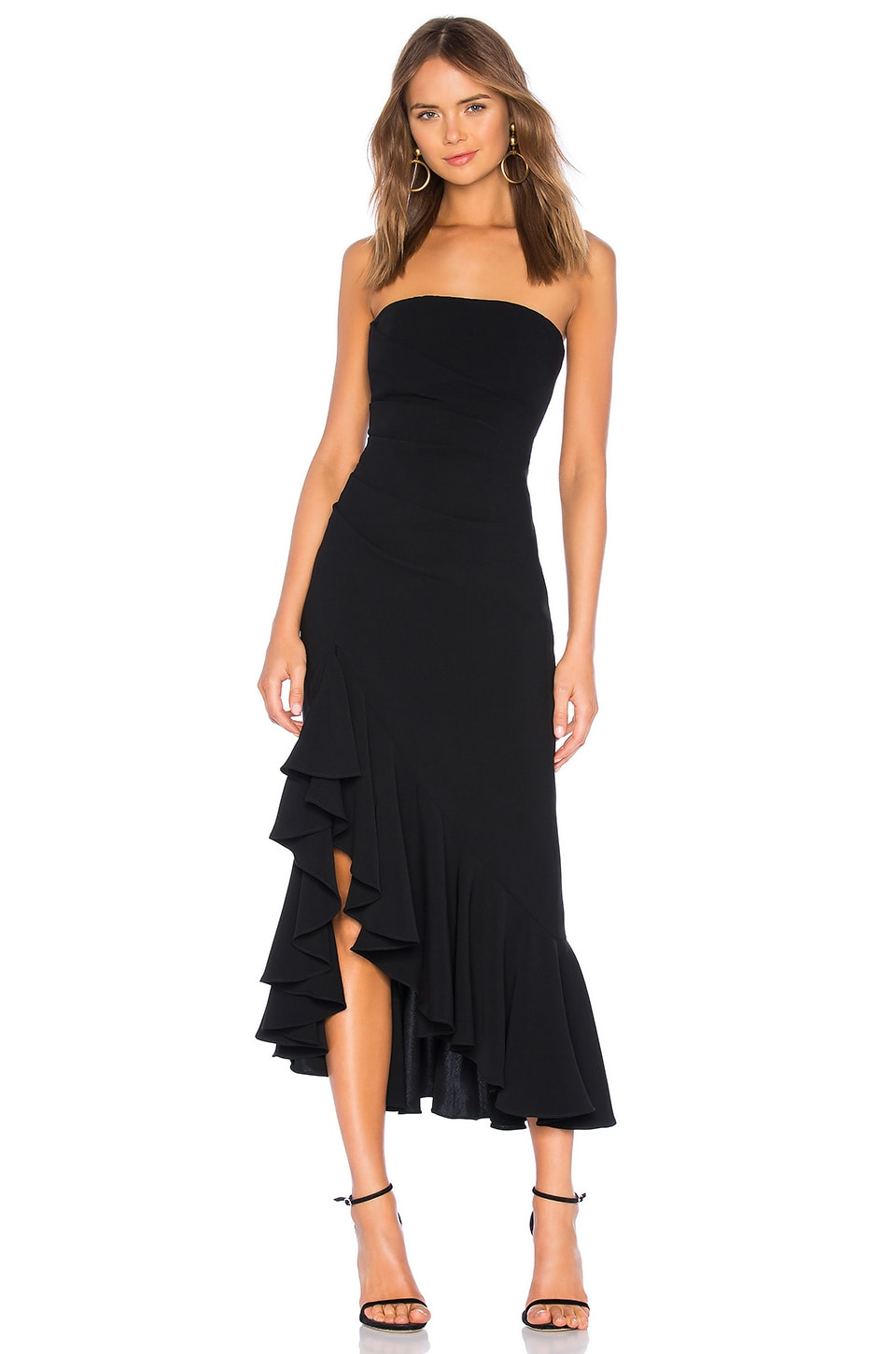 Cinq a Sept Gramercy Dress in Black