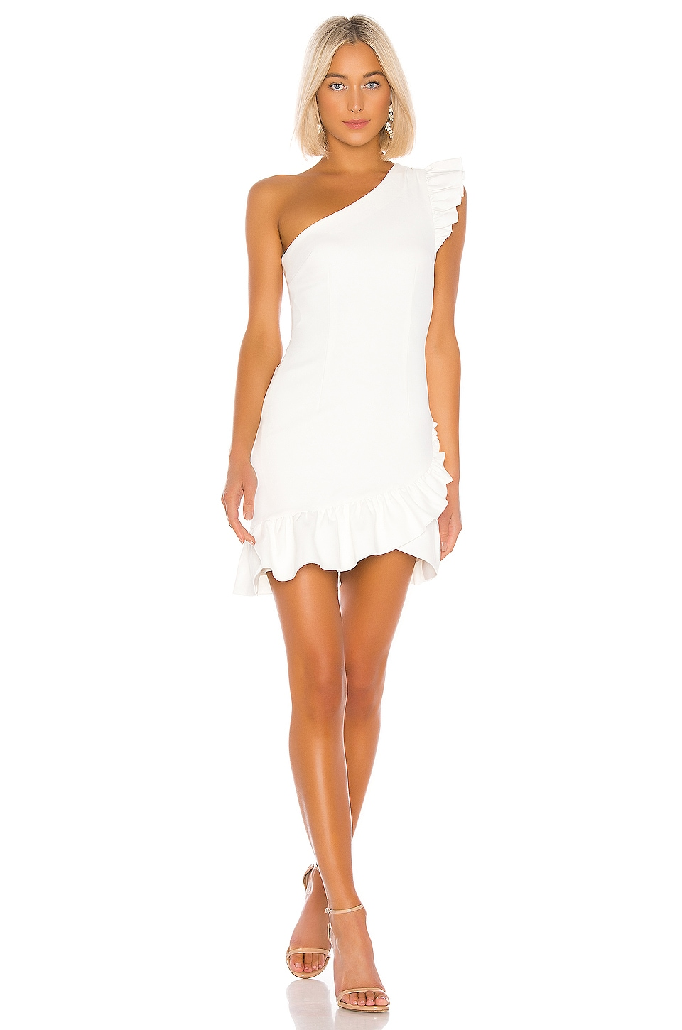 Cinq a Sept Soleil Dress in Ivory