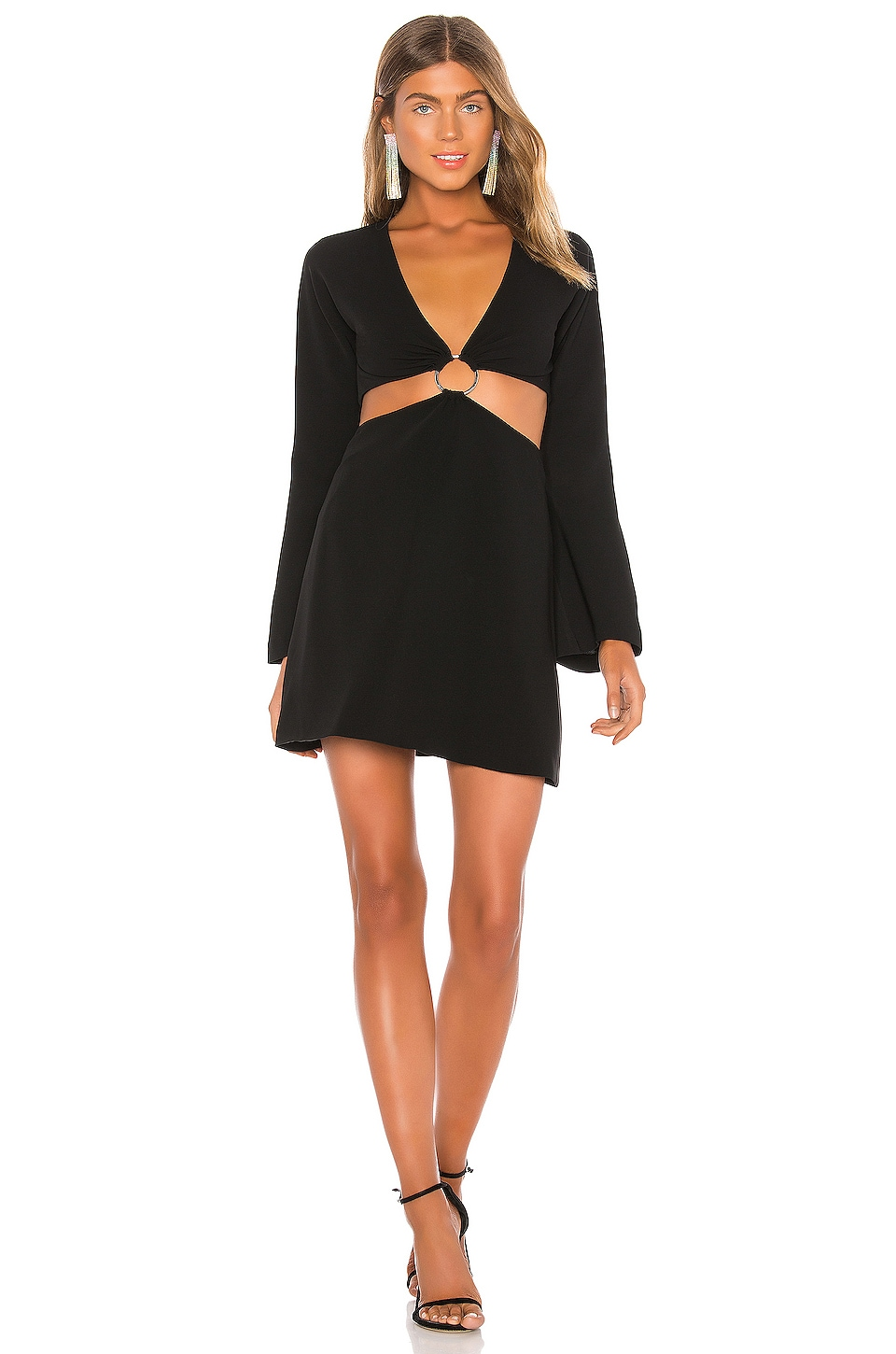 Cinq a Sept Sola Dress in Black
