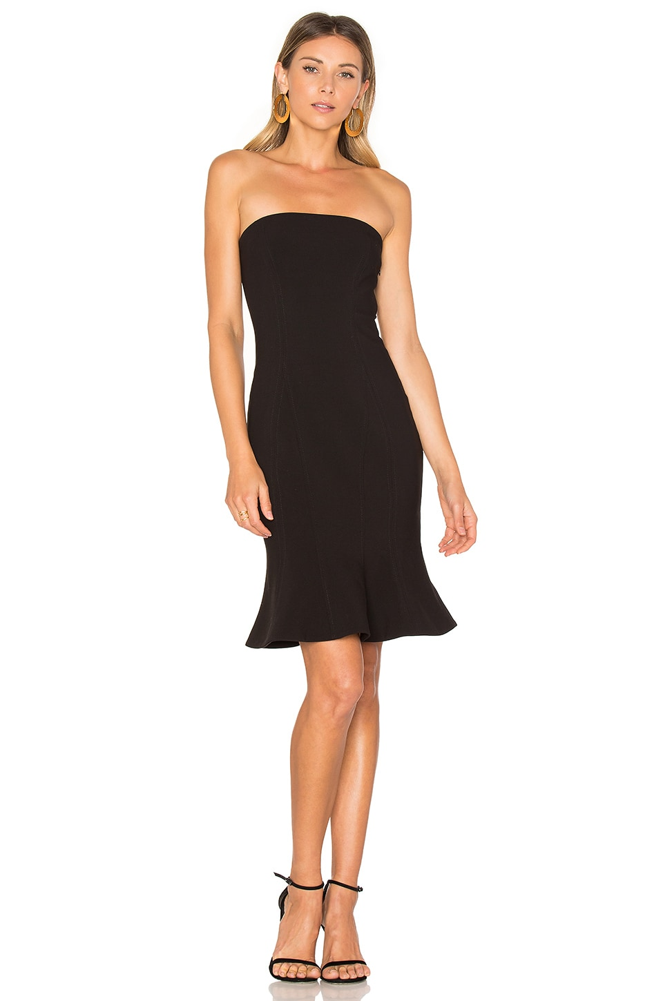 Cinq a Sept Calvina Dress in Black