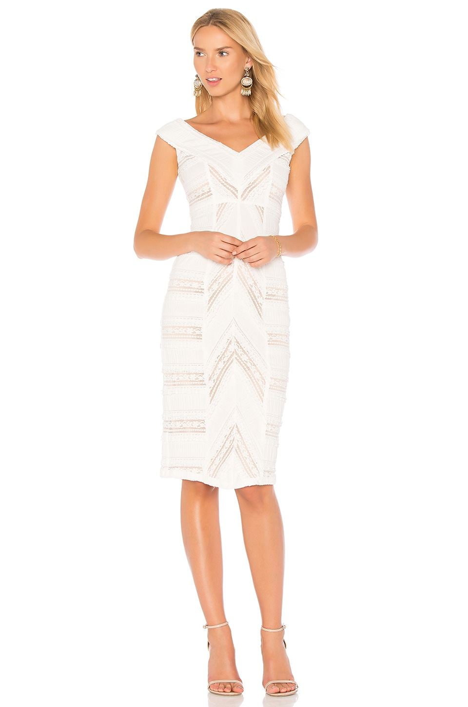 Aveline Dress by Cinq A Sept
