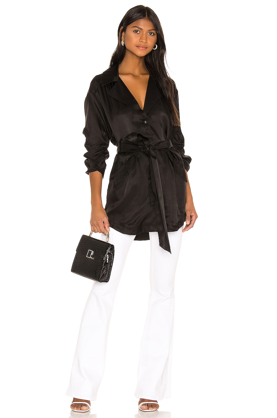 Cinq a Sept Kiera Jacket in Black