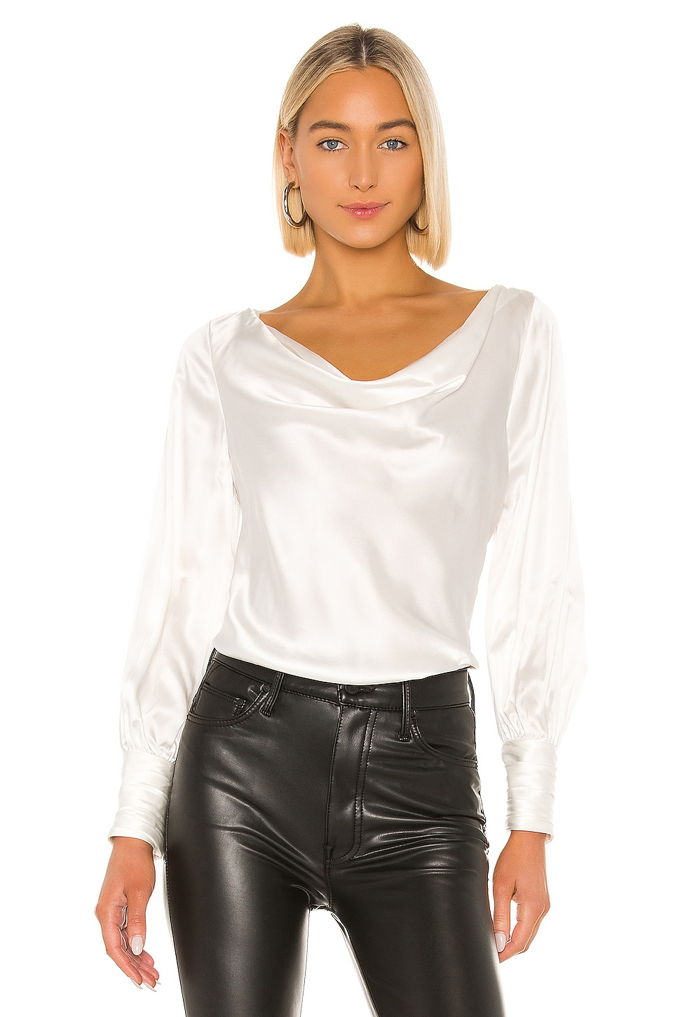 Cinq a Sept Taylee Top in Ivory