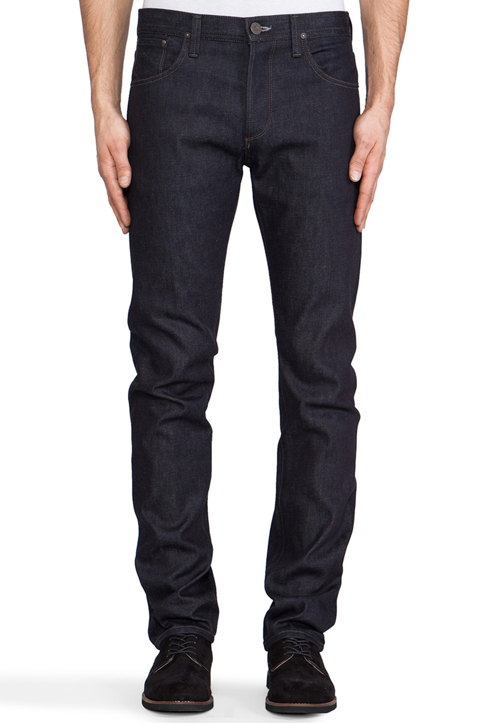 Citizens of Humanity Core Slim Raw in Mauro