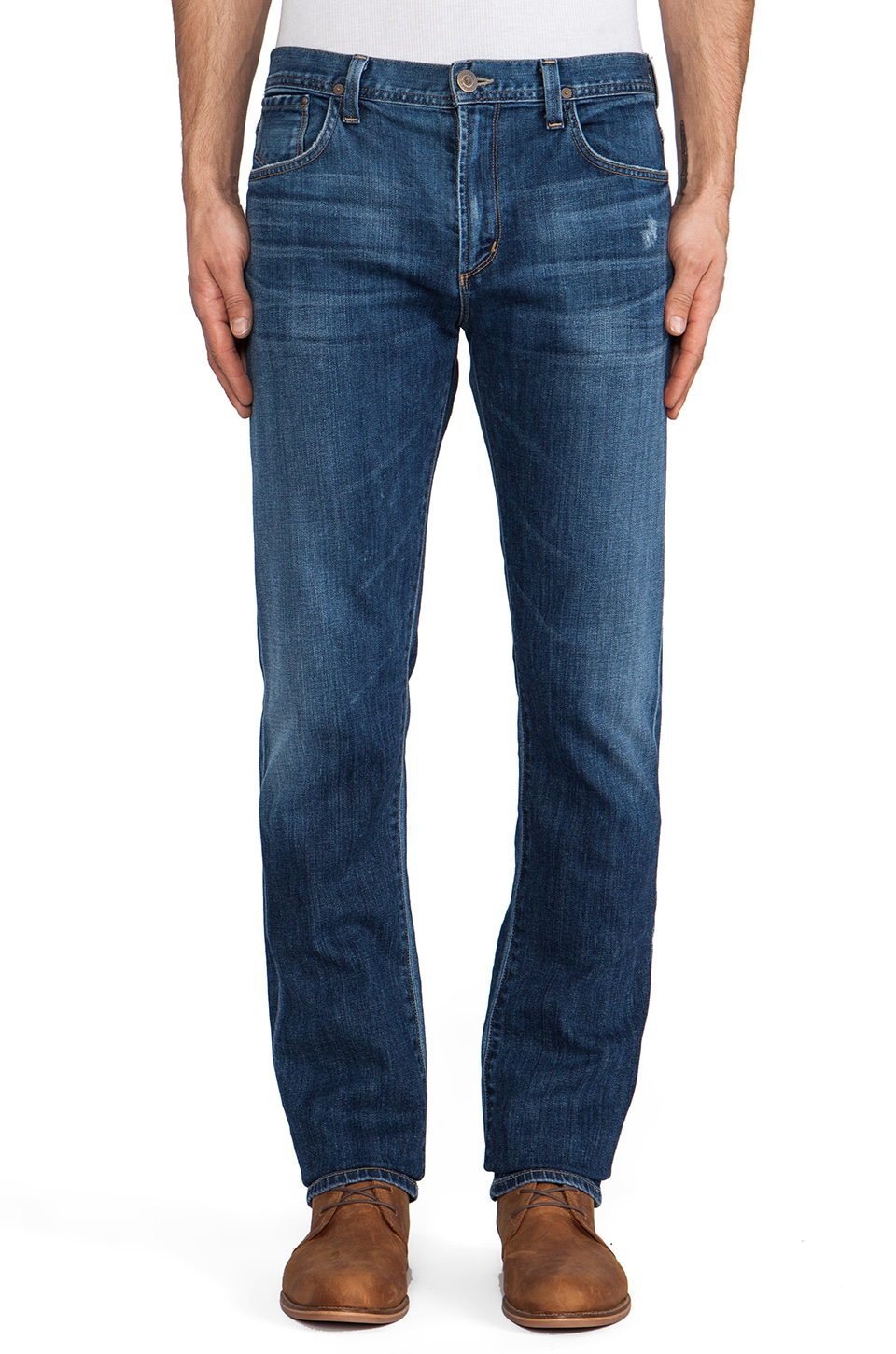 Citizens of Humanity Core Slim in Riley