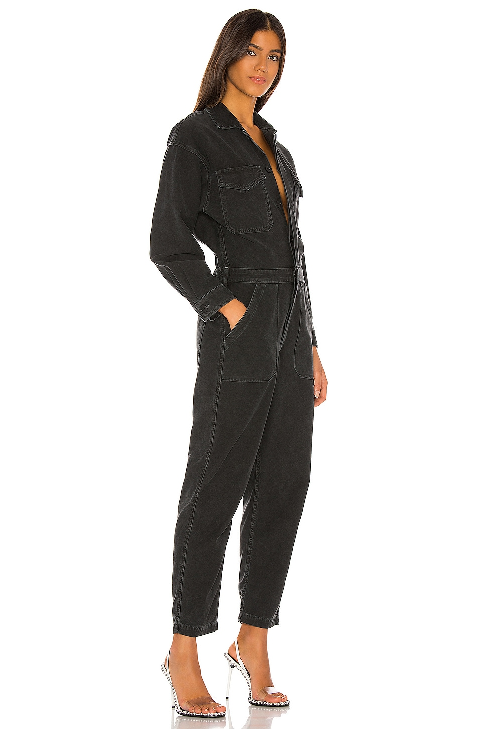 Marta Jumpsuit, view 2, click to view large image.