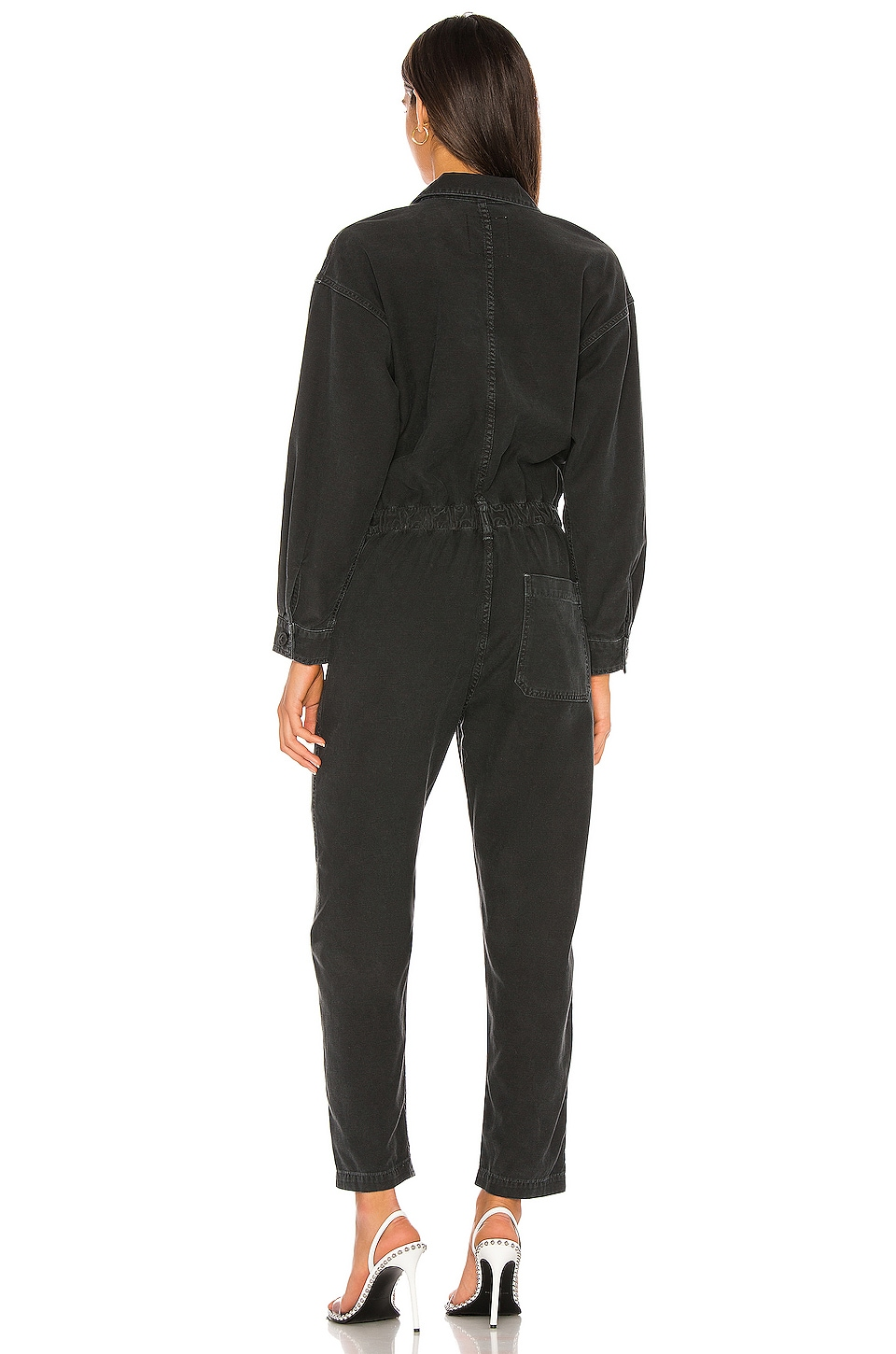 Marta Jumpsuit, view 3, click to view large image.